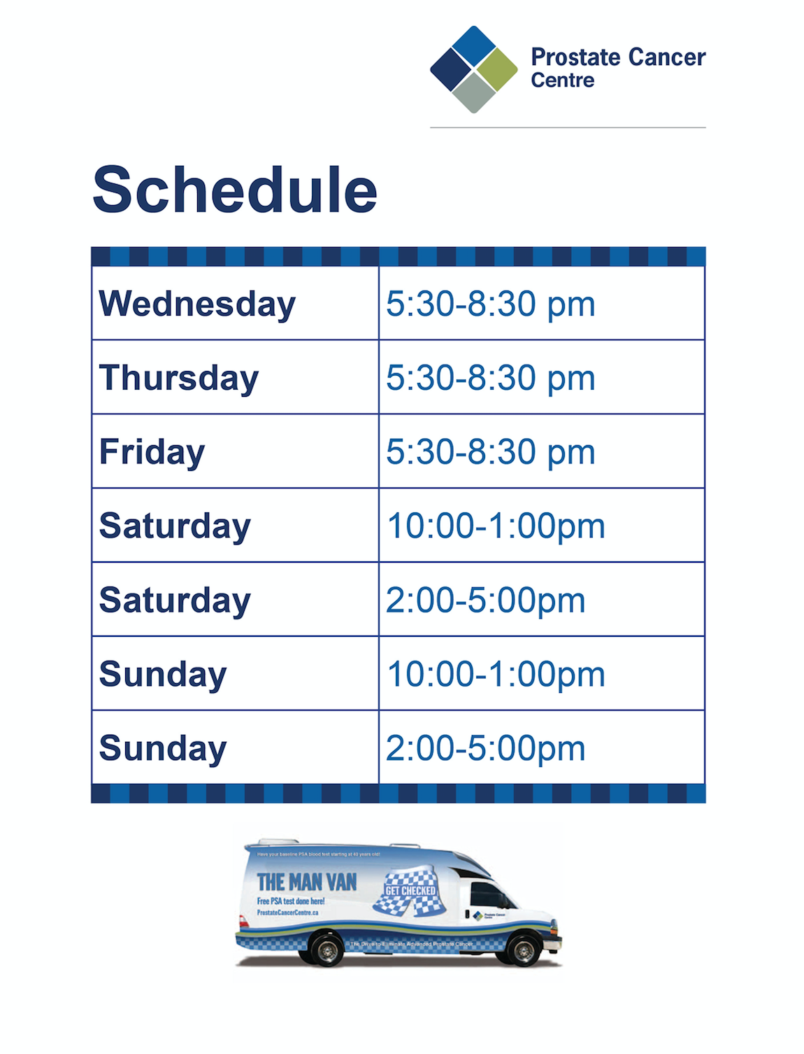 Man Van Schedule 2017 Calgary International Auto and Truck Show