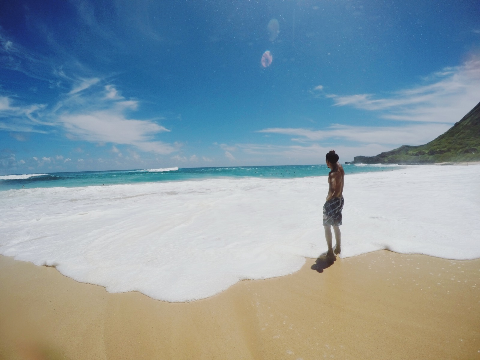 SeaFoam Shore