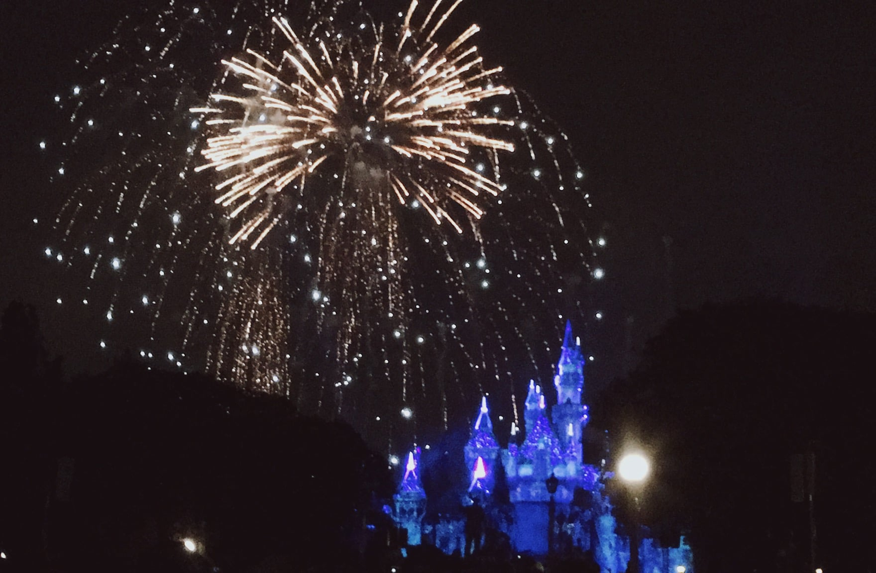 Disneyland + Salt Water Vibes