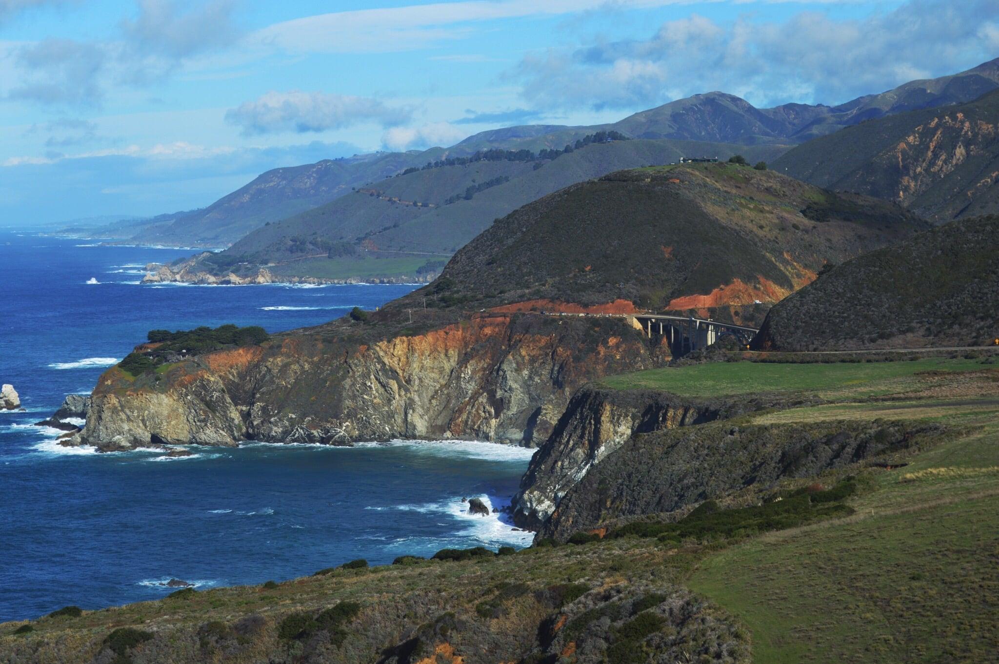 Pacific Coast Highway + Salt Water Vibes