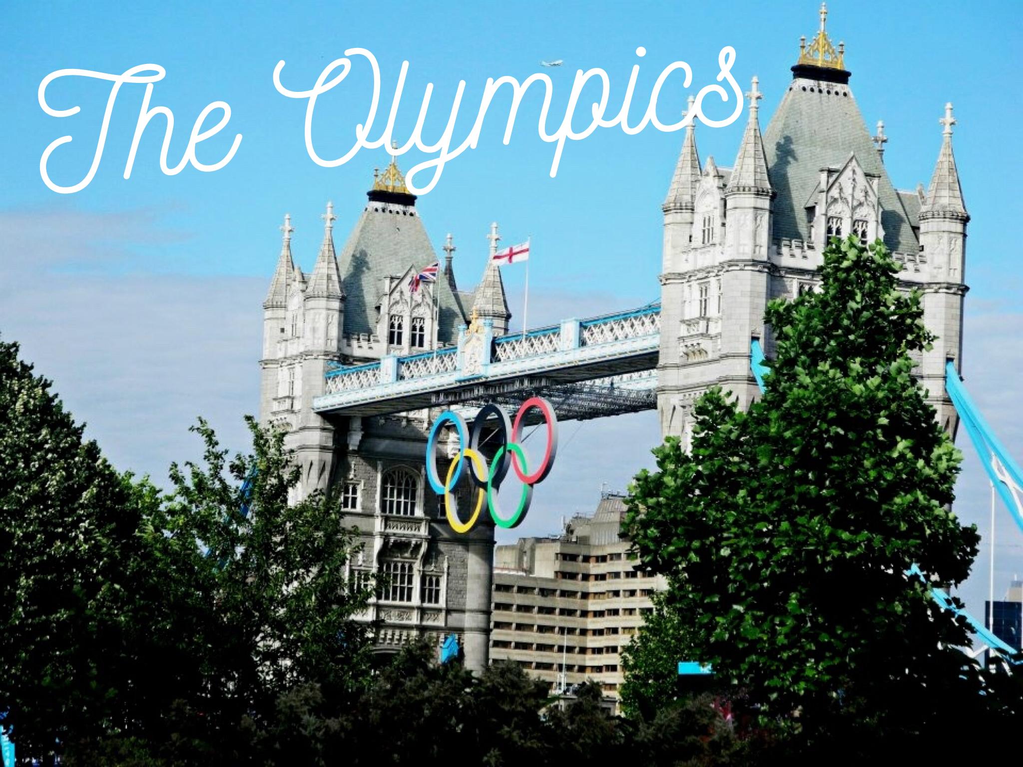 Olympics + Salt Water Vibes