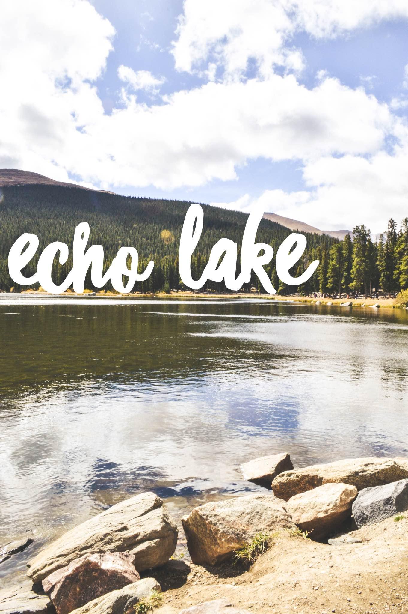 Echo Lake + SaltWaterVibes