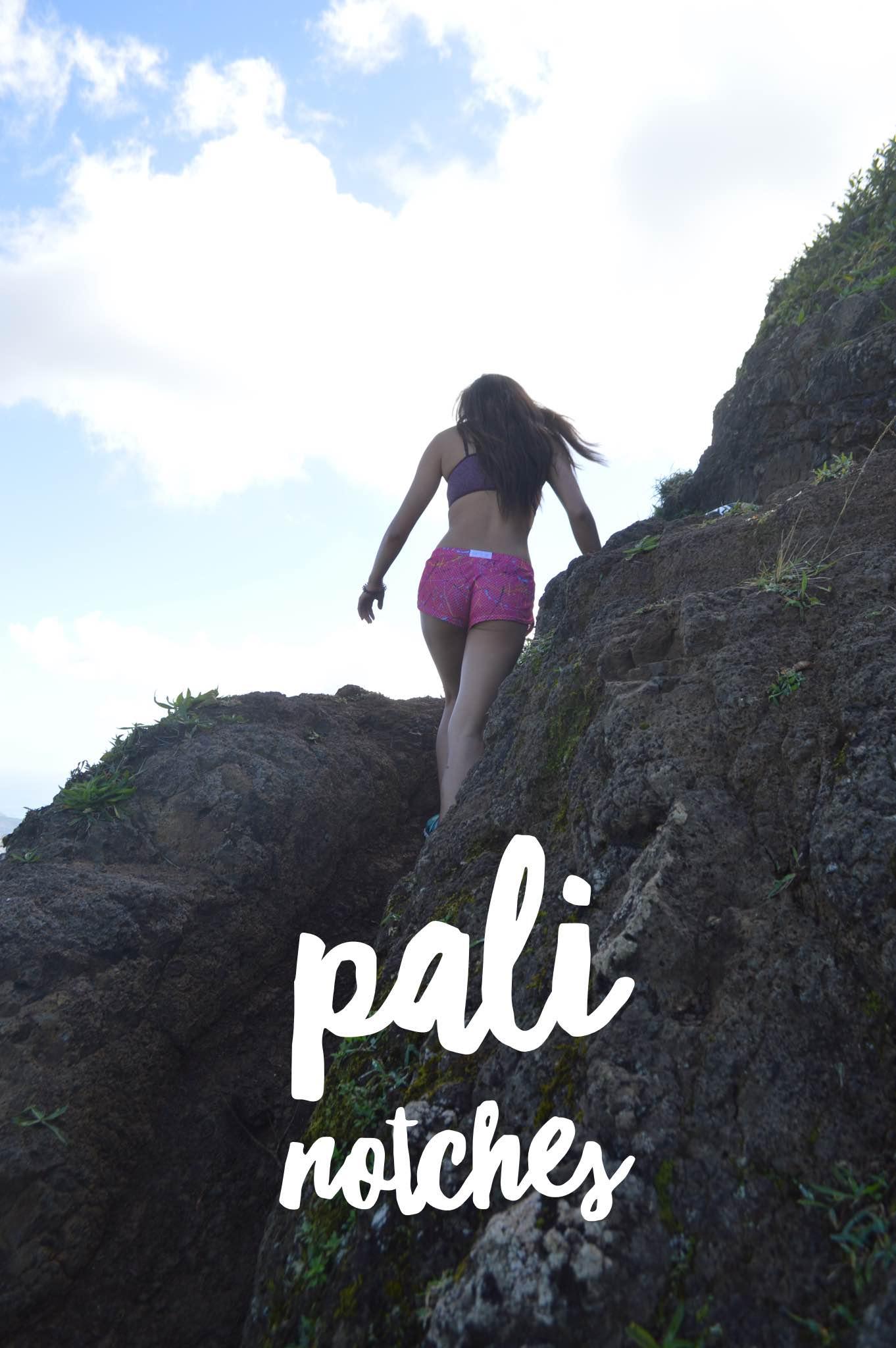 Pali Notches + SaltWaterVibes