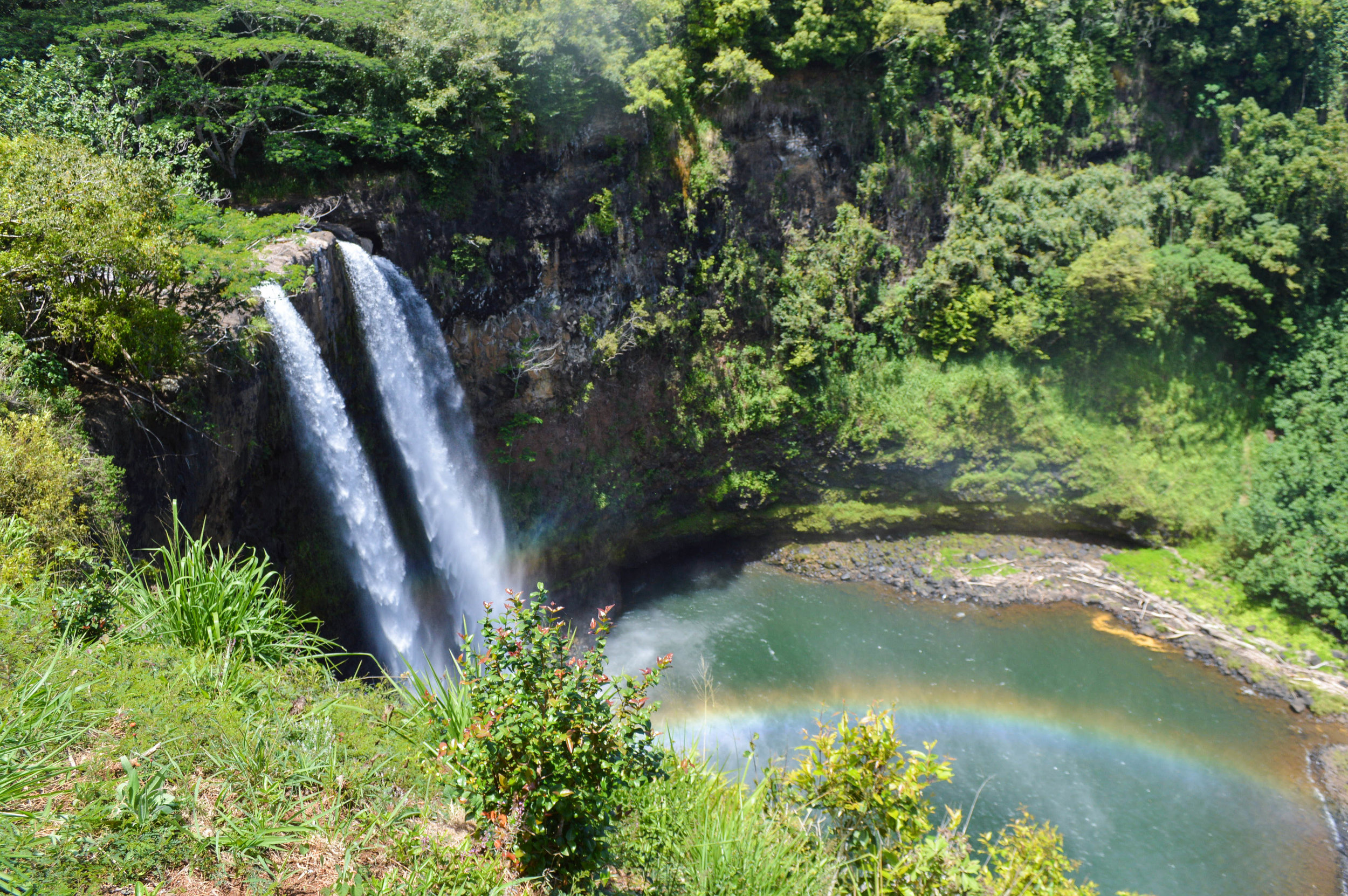 Wailua Falls + SaltWaterVibes