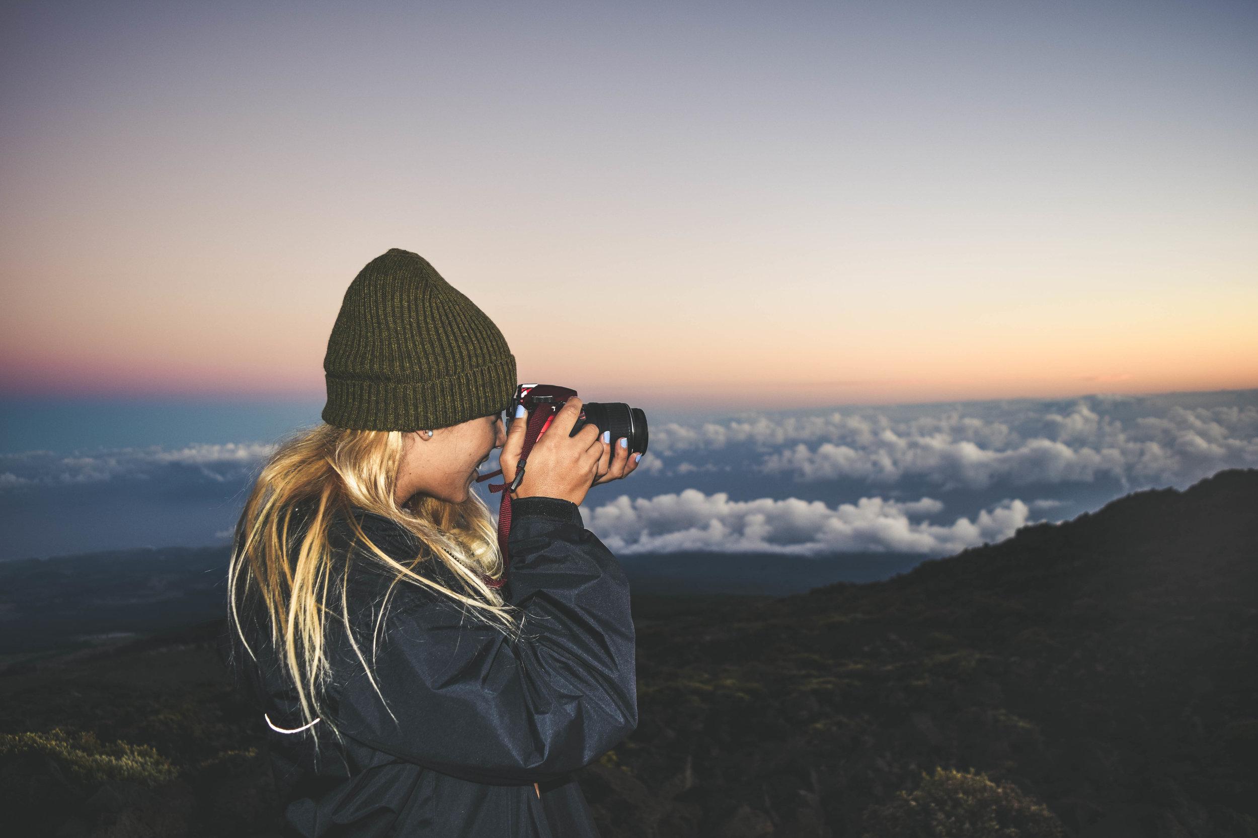 Sunrise Mt. Haleakala + SaltWaterVibes