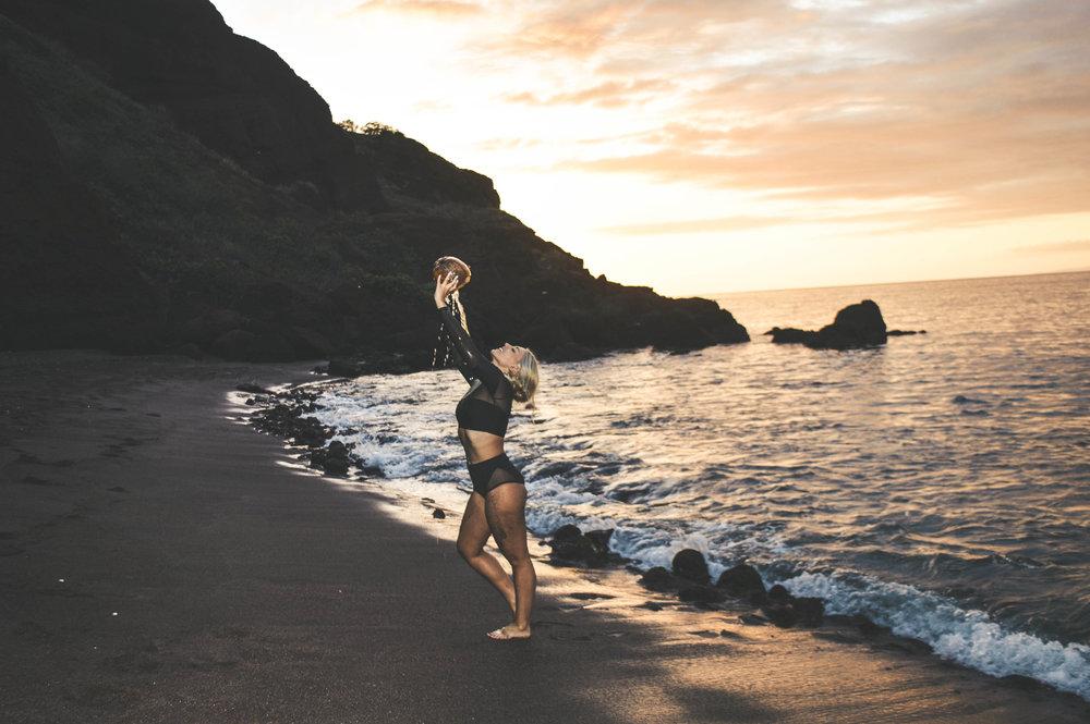 One'uli Beach at Makena Park-Blog-Salt Water Vibes