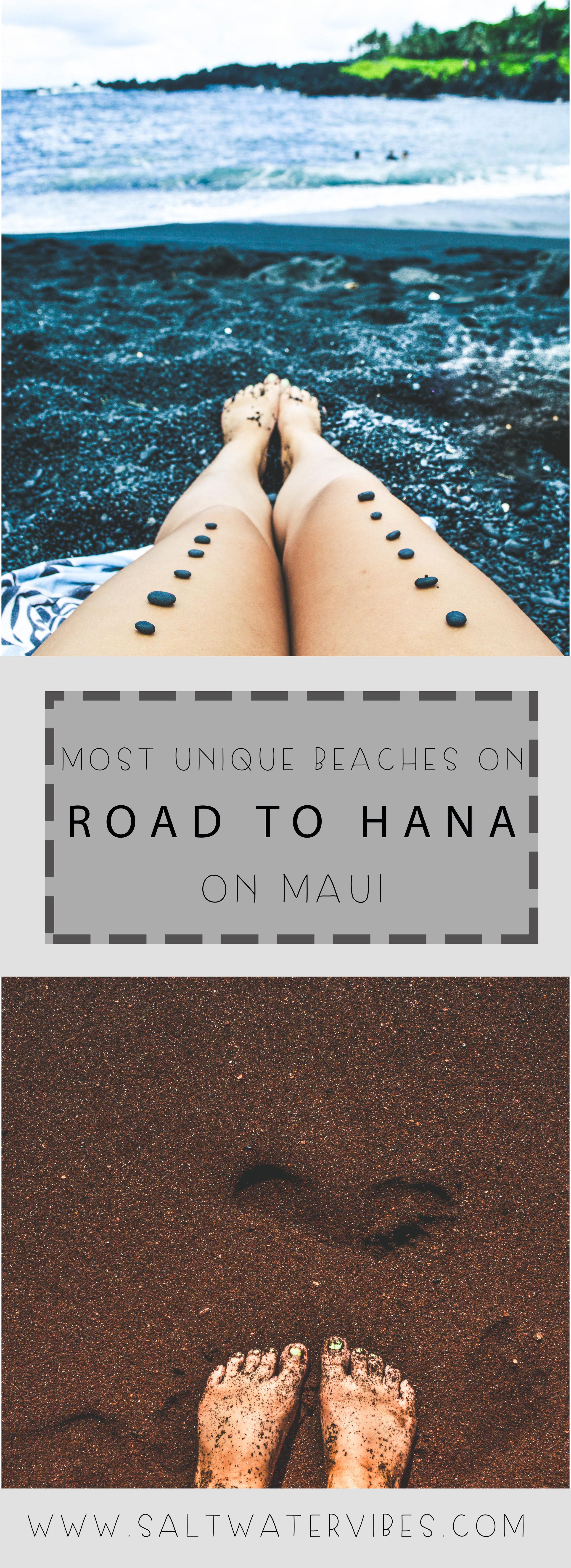 Road To Hana + SaltWaterVibes