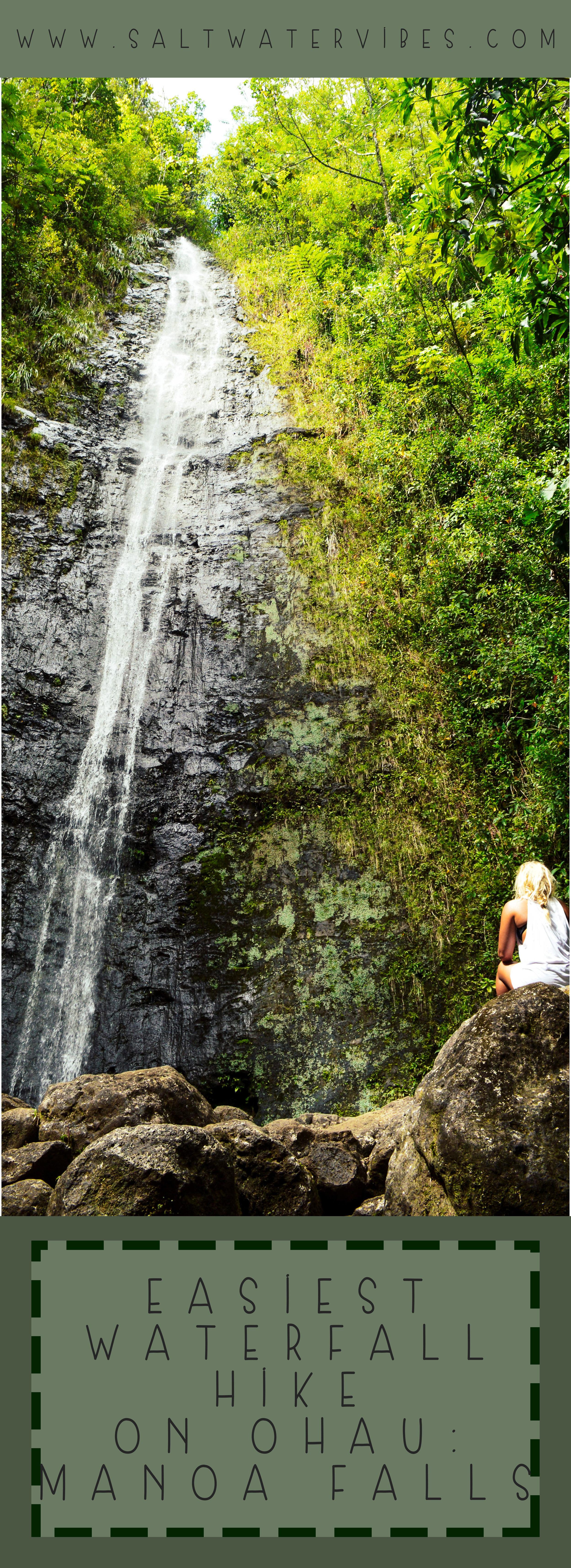 Manoa Falls Hike on Oahu + SaltWaterVibes