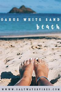Lanikai Beach + SaltWaterVibes