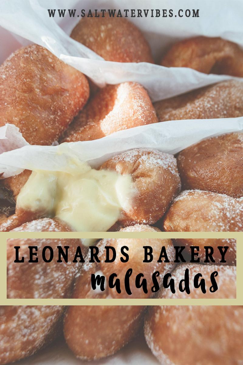 Leonards Bakery + SaltWaterVibes