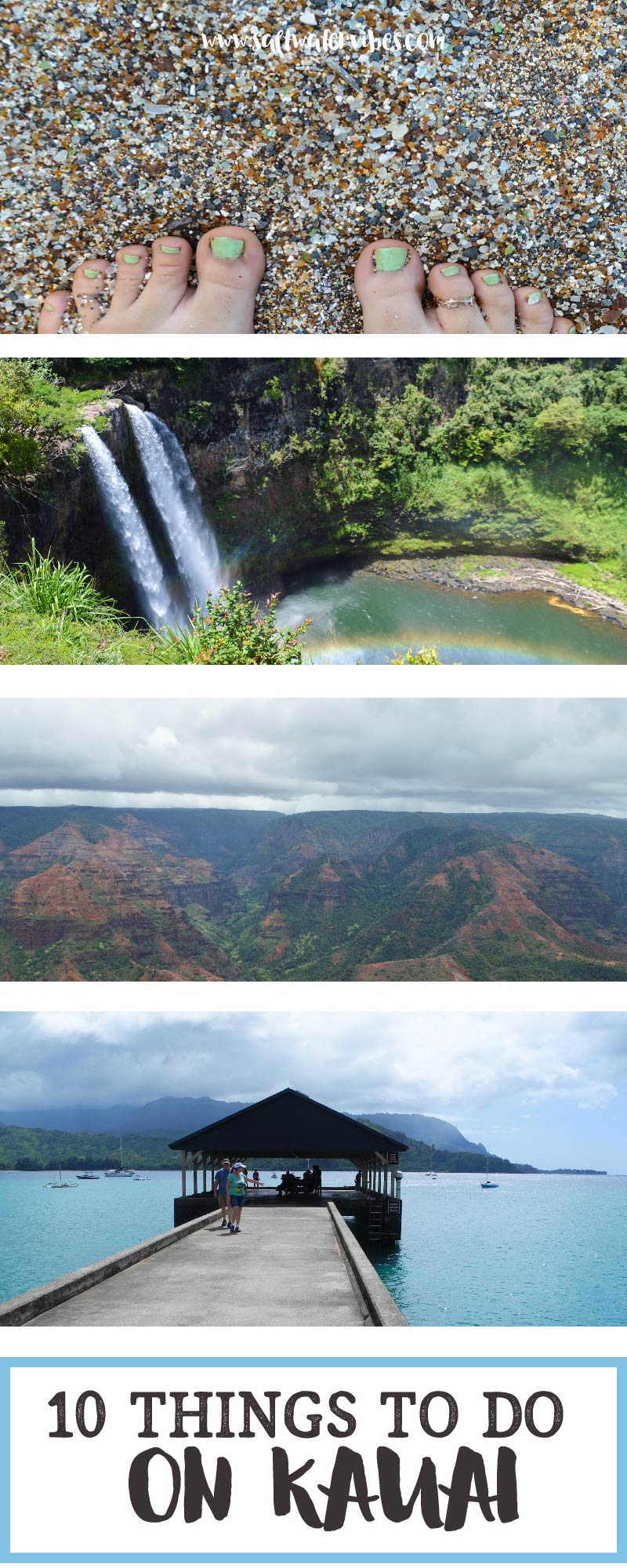 To Things To Do On Kauai Hawaii + SaltWaterVibes