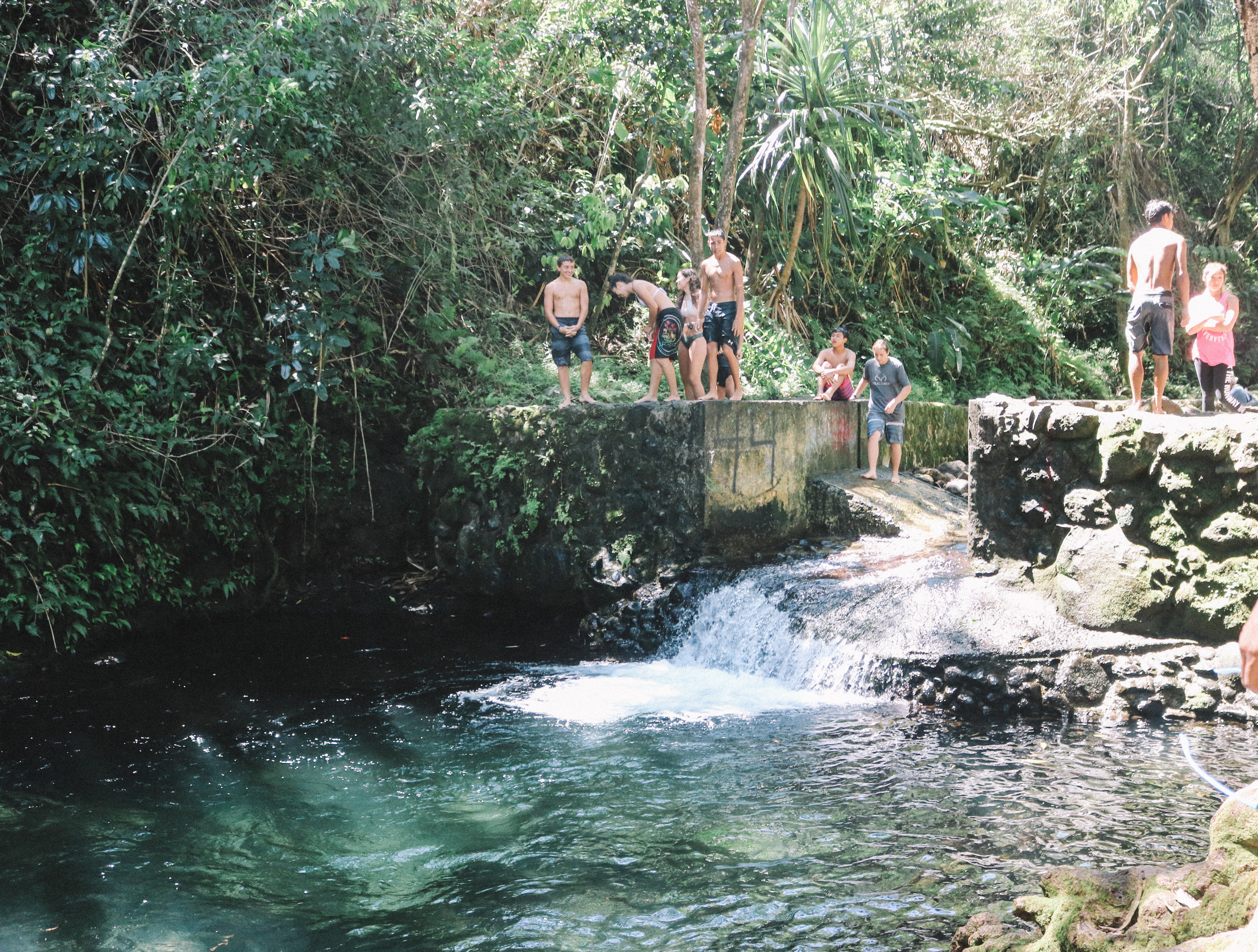 Hamama Falls, Wahie'e Falls, Waterfall Hike, Oahu Waterfall Hikes, Oahu Hike, Waterfall, Hawaii, Hawaii Waterfall, Hawaii Waterfall Hike