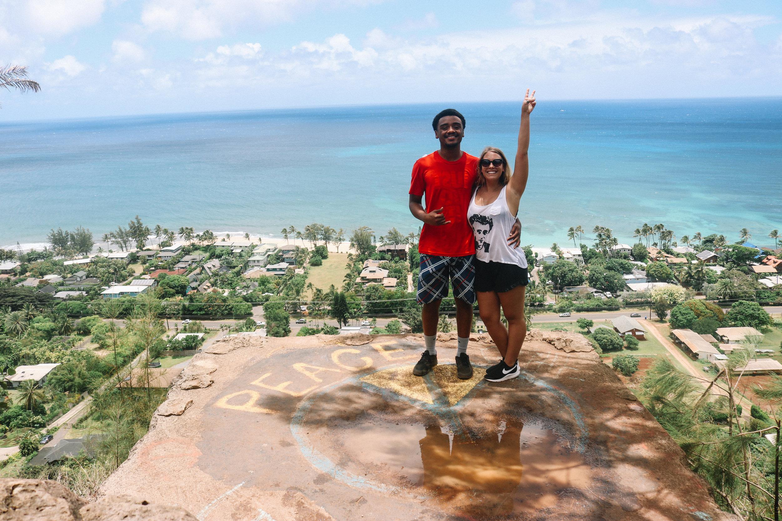 Ehukai Pillbox, North Shore Oahu, Oahu Hikes, Hikes on Oahu, Family Hikes, Hawaii, Family Hikes on Oahu, SaltWaterVibes