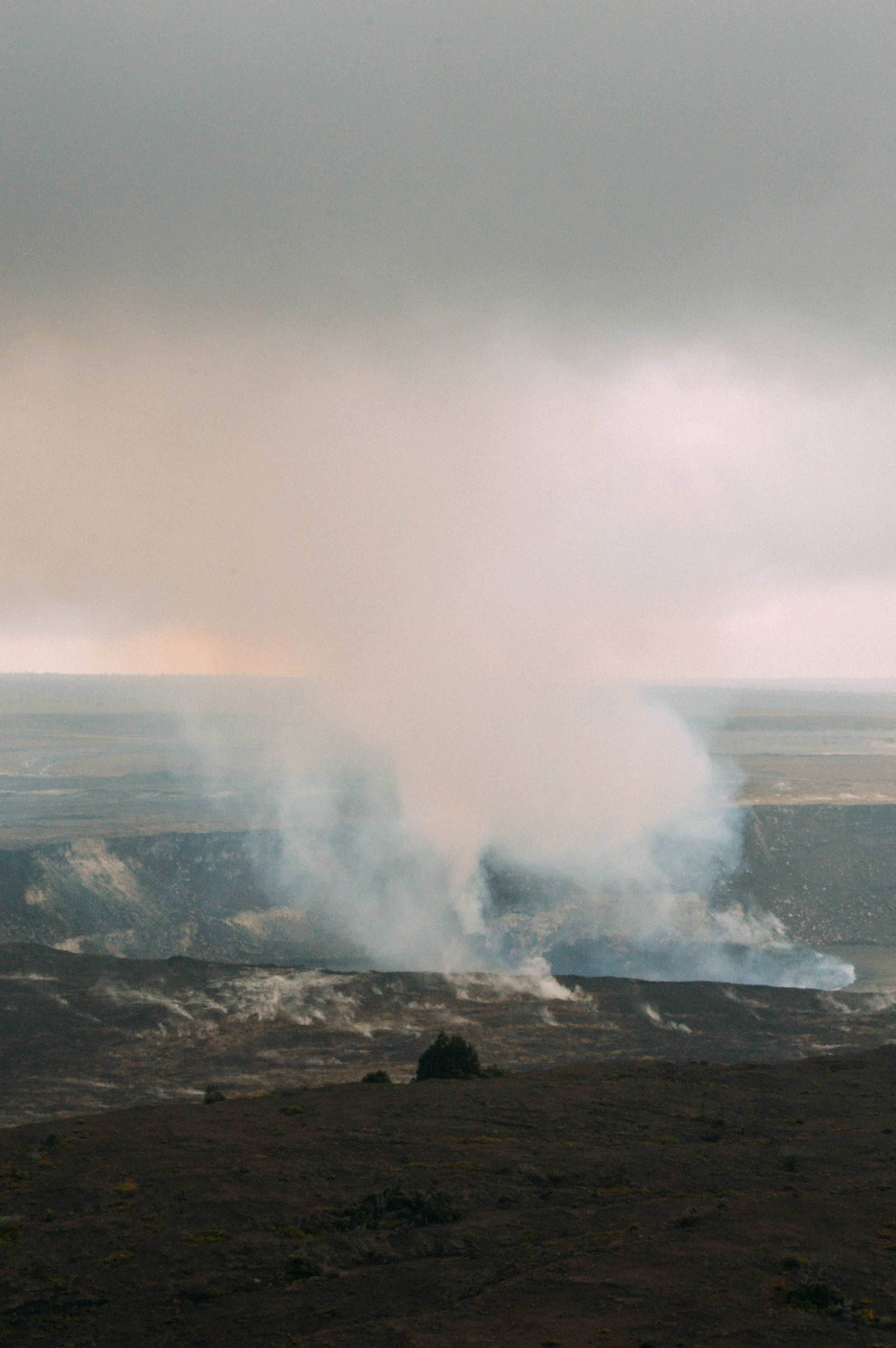 Chain of Craters at Volcano National Park + SaltWaterVibes