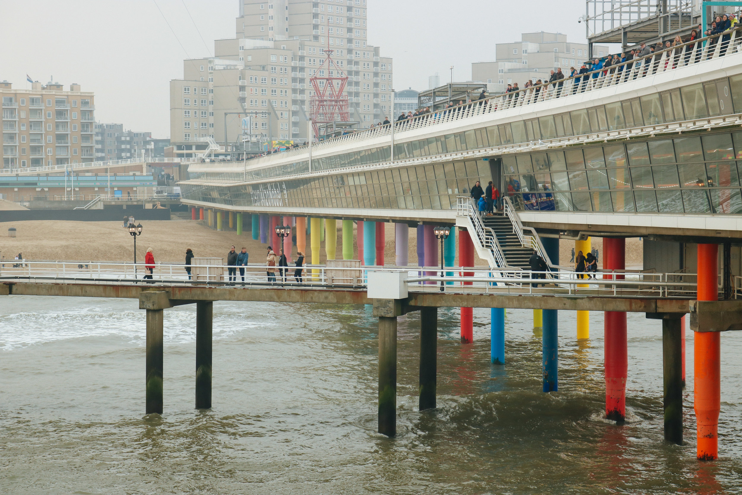 A Day On The Hague Boardwalk | SaltWaterVibes