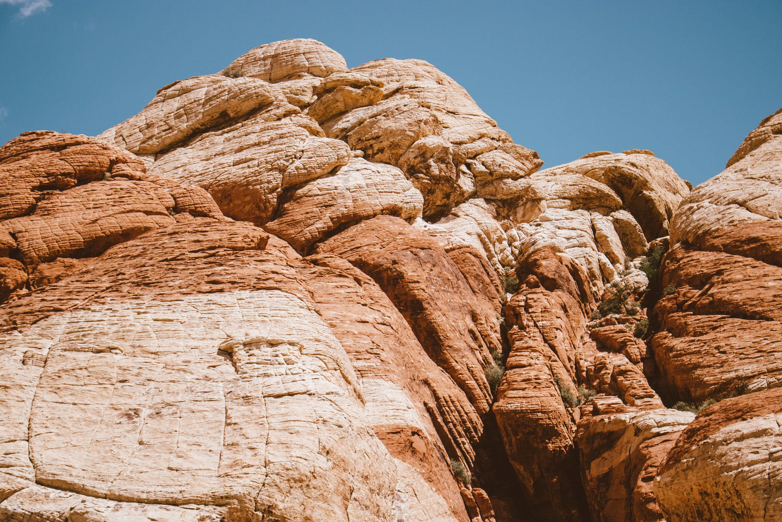 The stunning sandstone quarry's