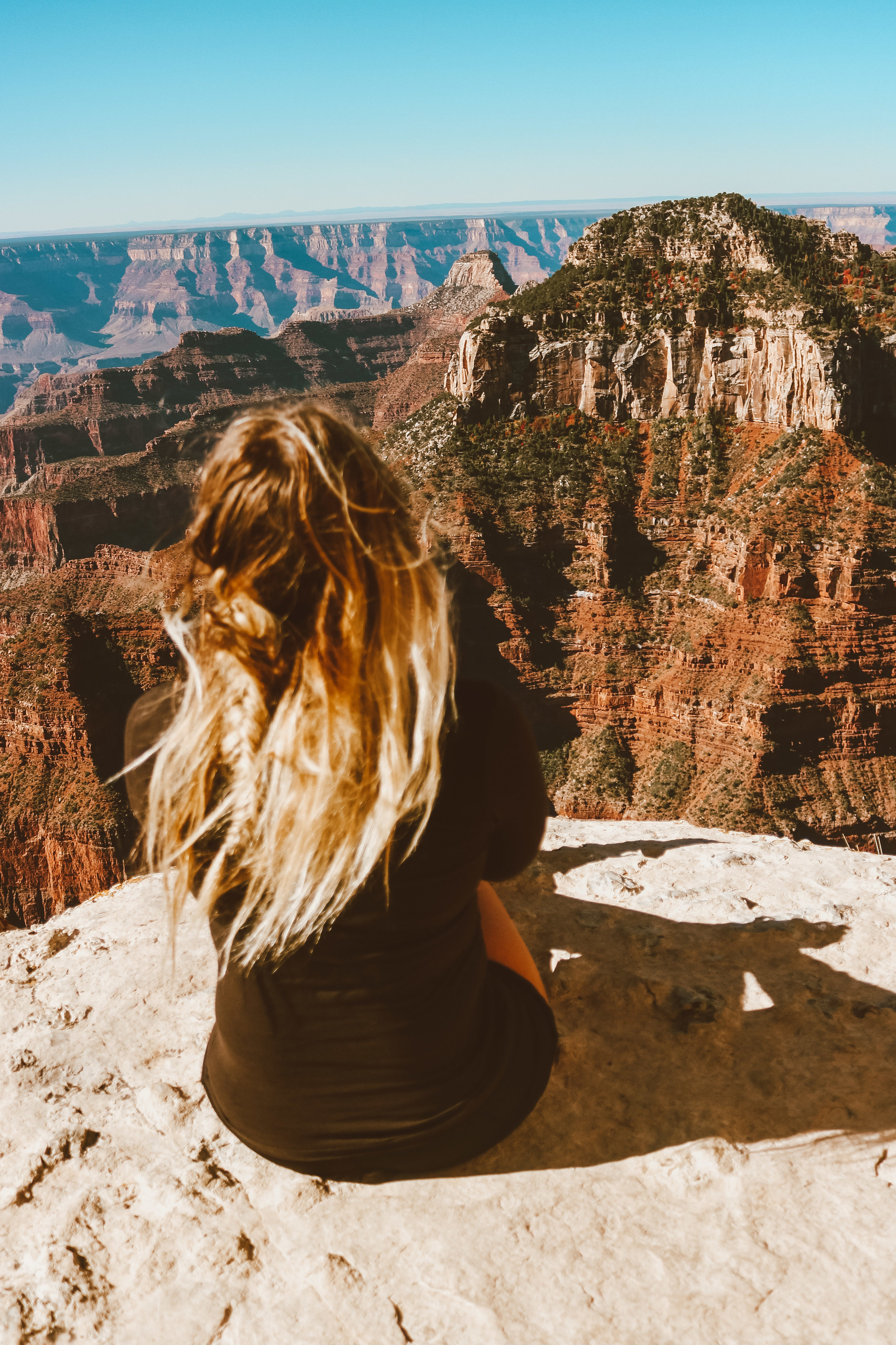 The Grand Canyon North Rim | SaltWaterVibes