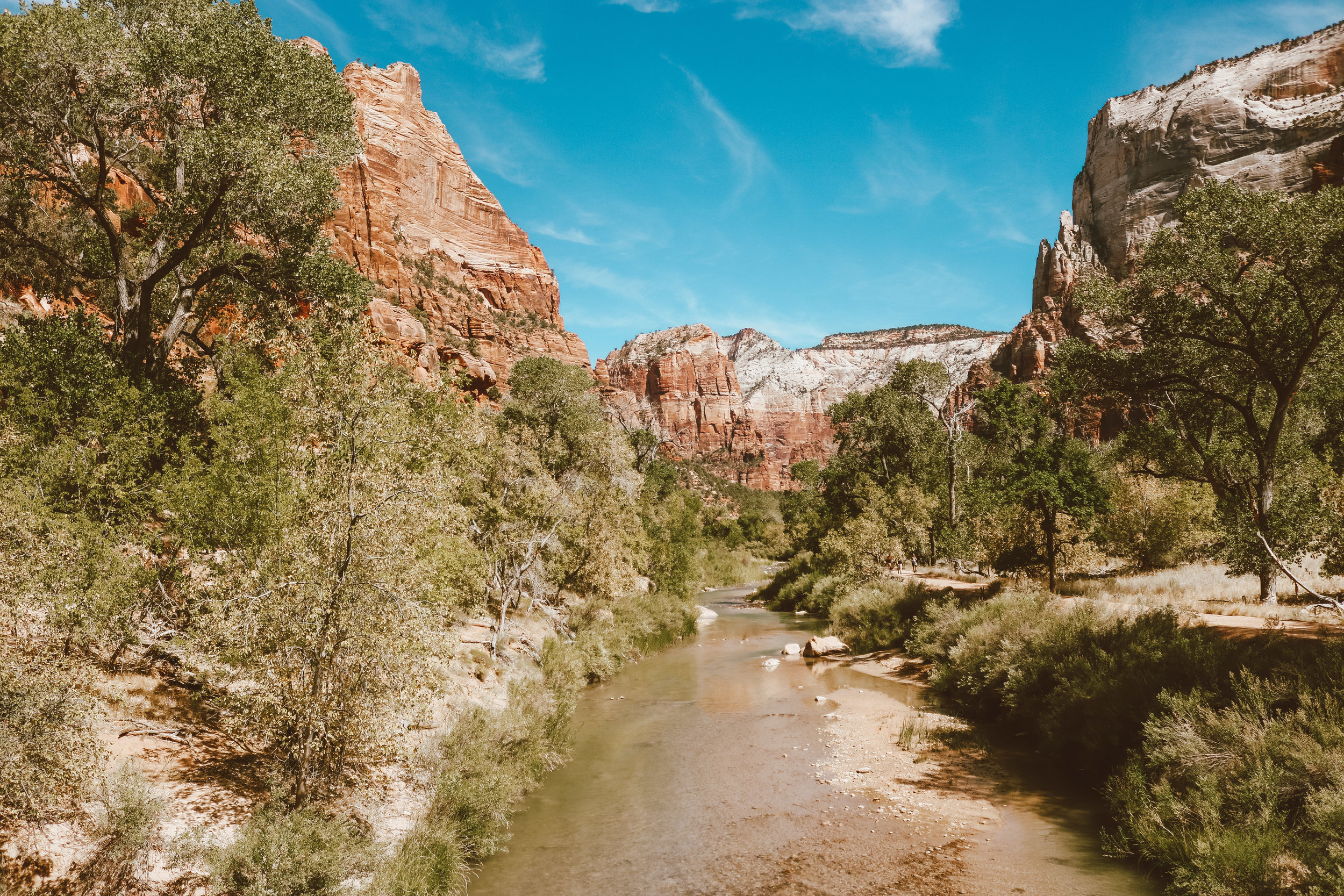 Zion National Park | SaltWaterVibes