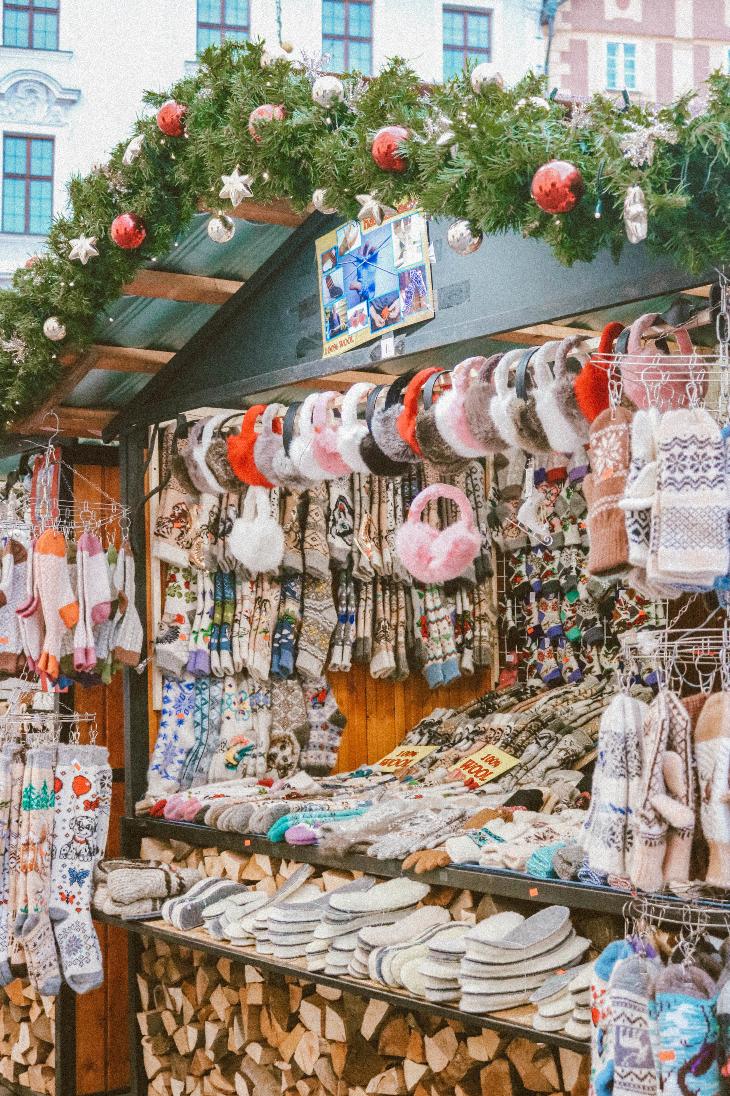 A Guide To Prague Christmas Markets | SaltWaterVibes