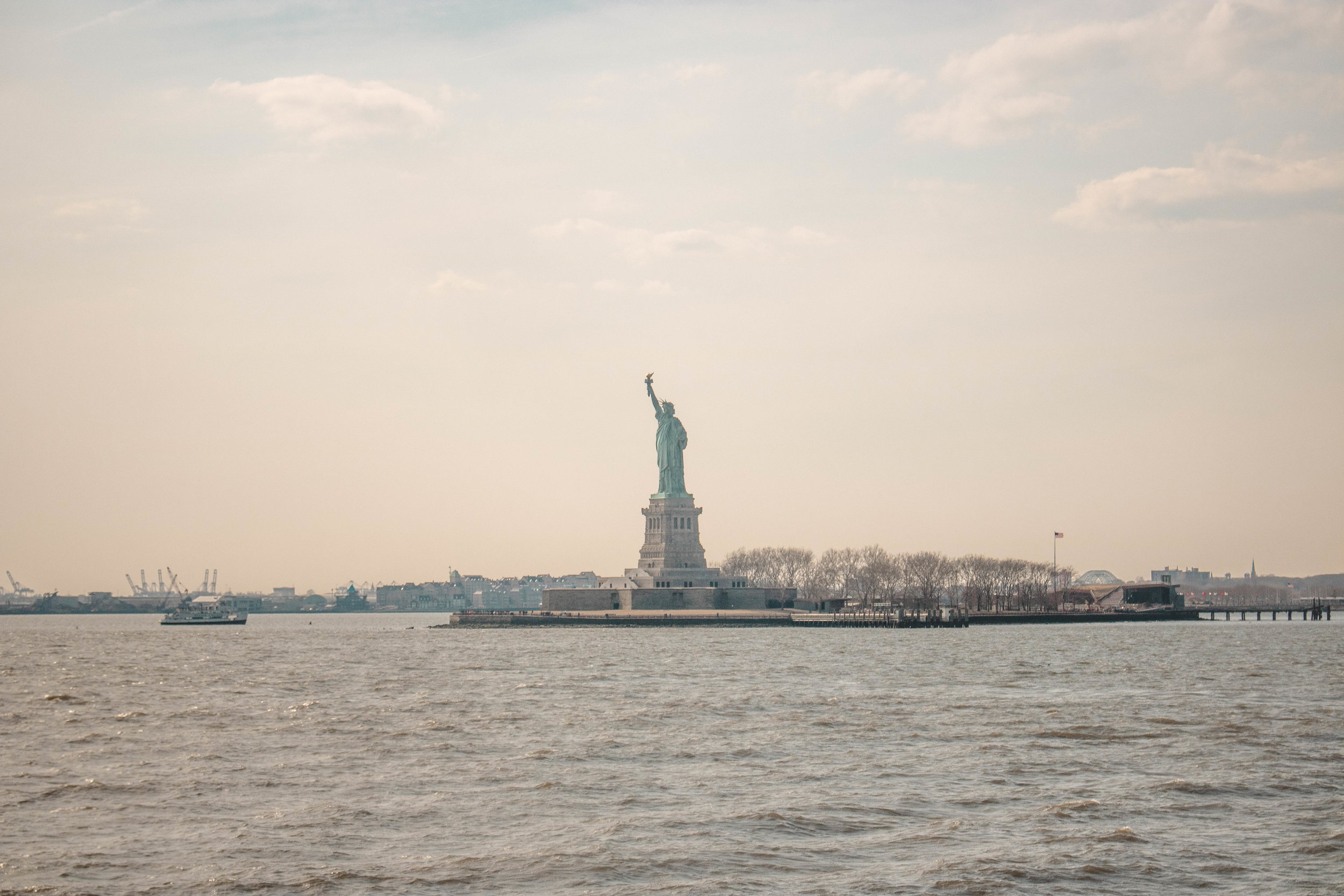 See The Statue Of Liberty For FREE! | SaltWaterVibes