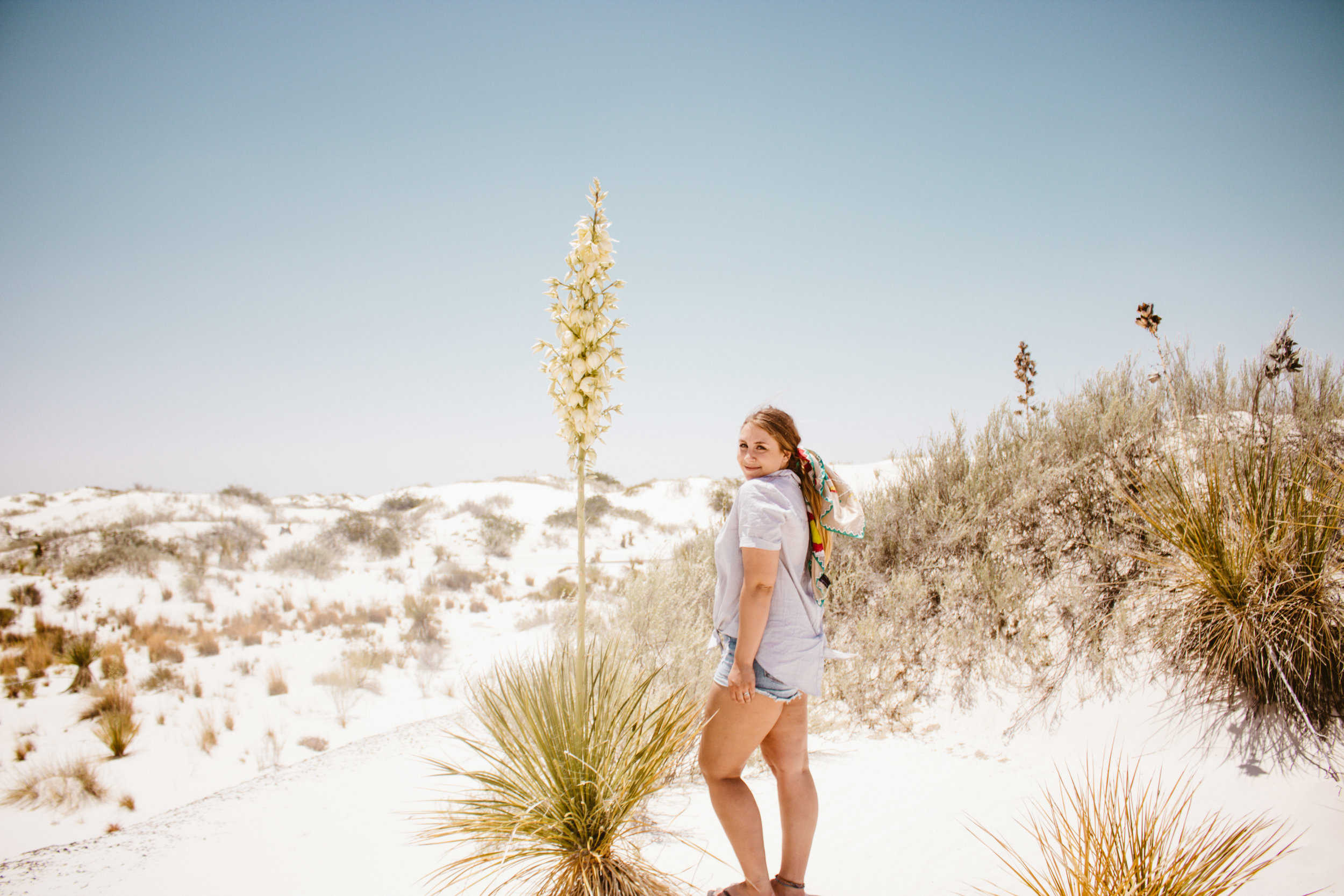 White Sands National Monument | SaltWaterVibes