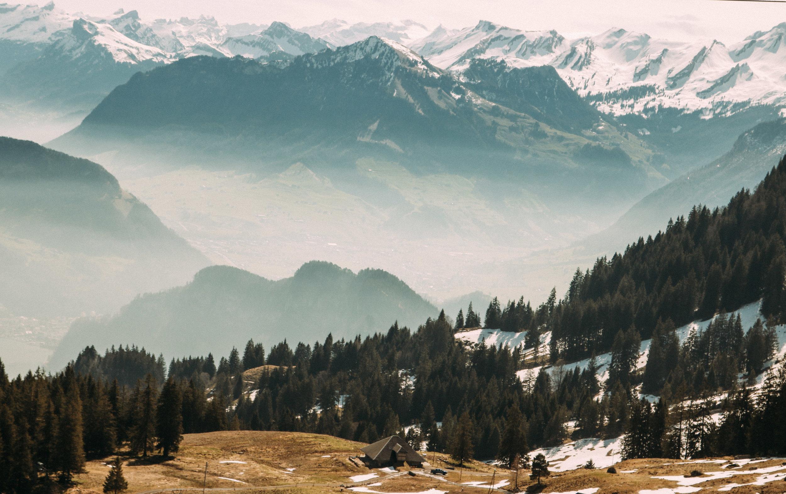 Travel to Switzerland 101: The Basics | SaltWaterVIbes