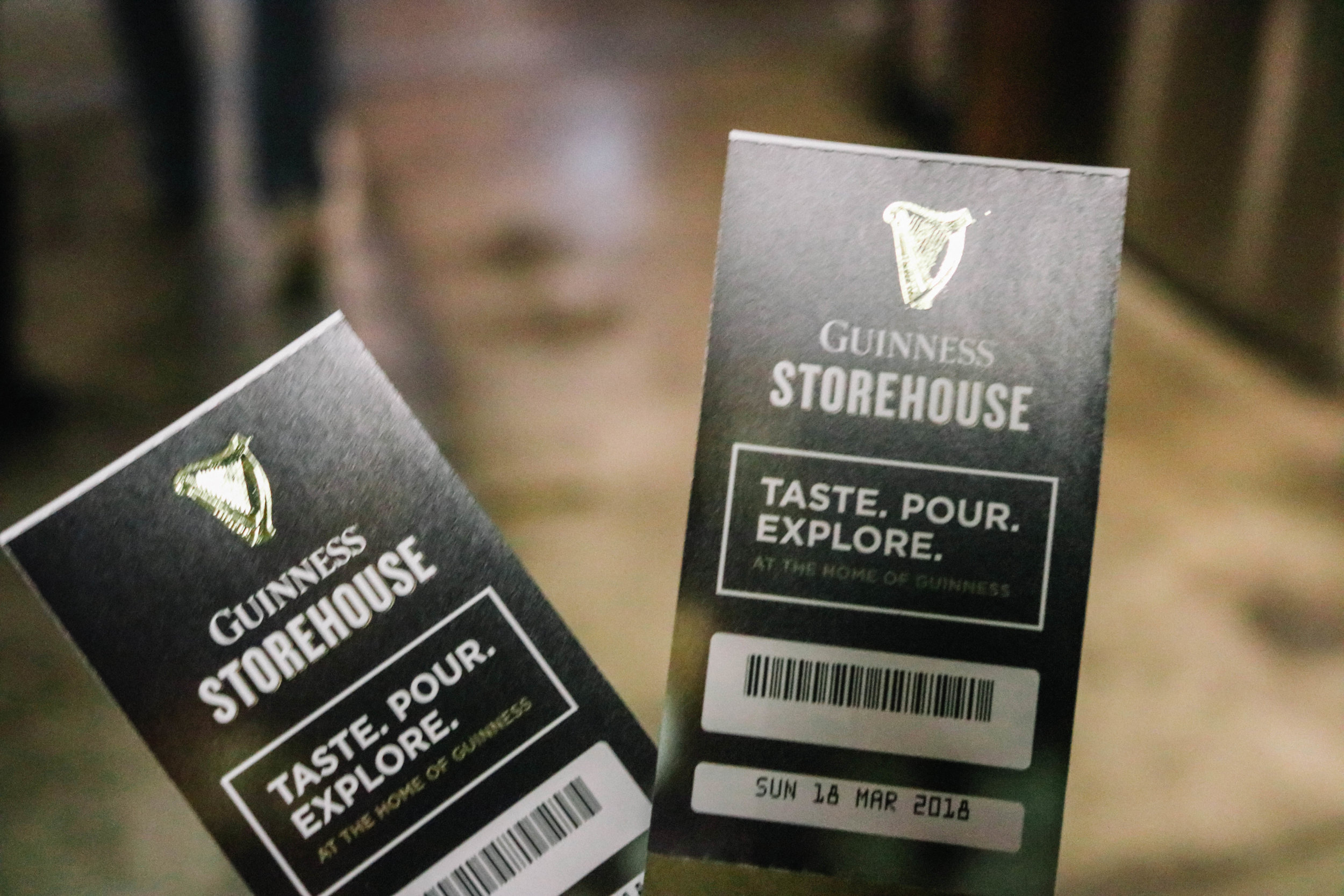 Guinness Storehouse Brewery Tour | SaltWaterVibes