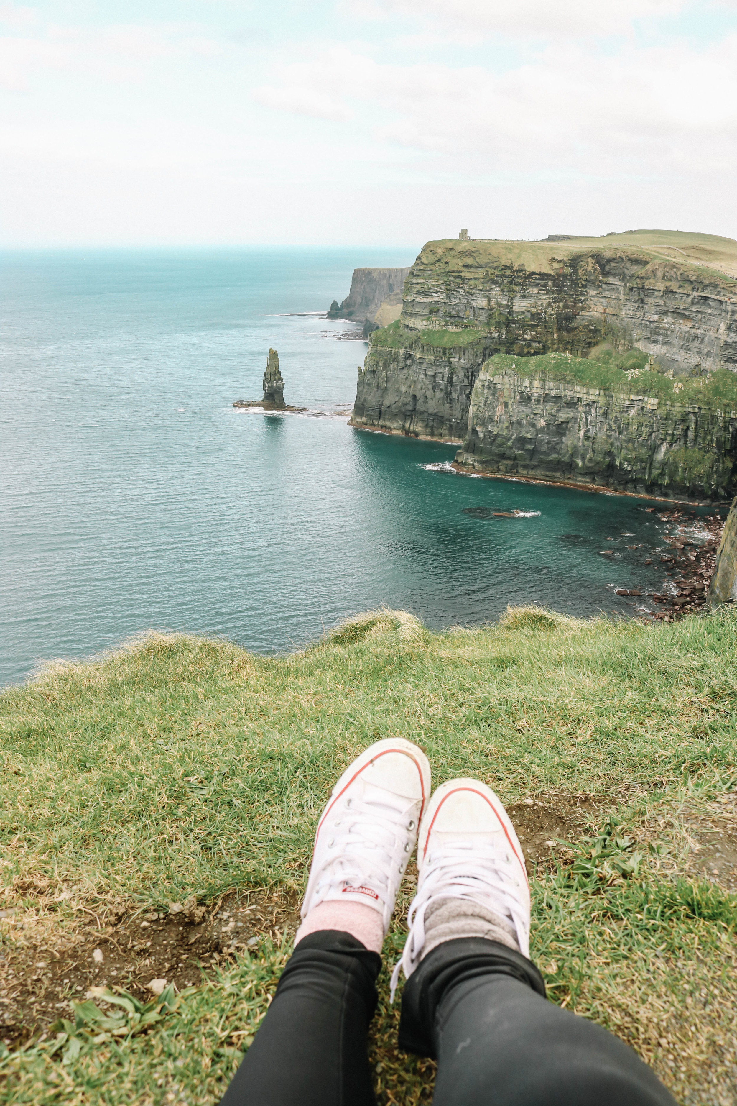 Exploring the Cliffs of Moher | SaltWaterVibes