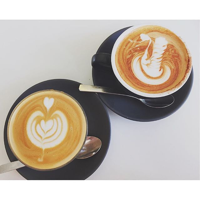 Come in and join us for a delicious coffee 🤤 don't forget we are open all weekend 8-2! 🐰🐰🐰 . . . . . . . . . #canberra #cafesofcanberra #cafesofinsta #cafesofinstagram #instcafe #coffe #latteart #visitcbr #visitcanberra #canberramilk
