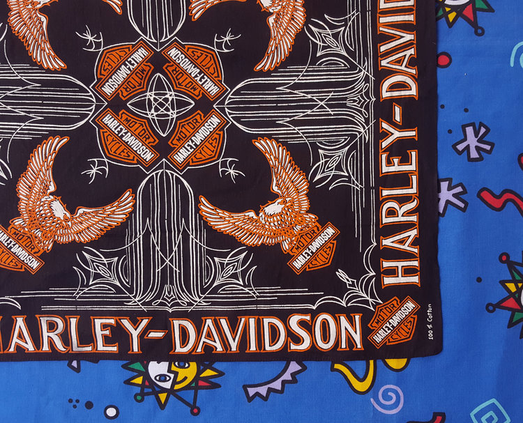 Harley Davidson Bandana from  Neon Point
