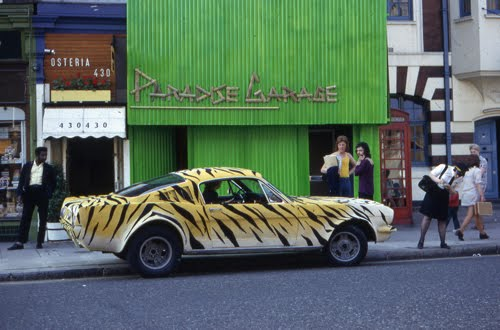 Paradise Garage 1970 / 1971
