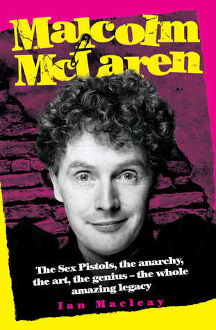 Malcolm McLaren by Ian Macleay BOOK