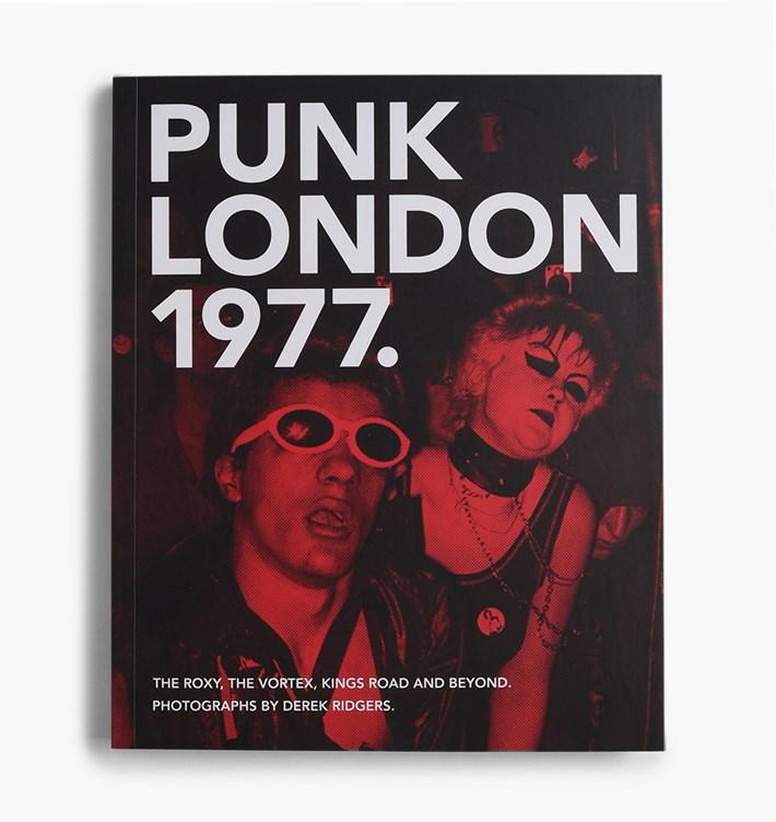 Punk London 1977 BOOK