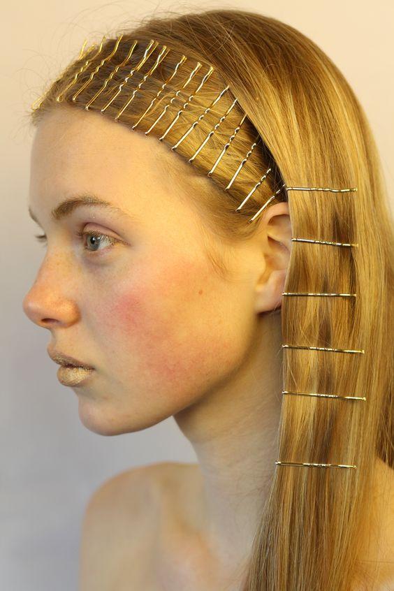 Photography Margherita Di Battista Styling Camilla Cicorella Hair & Make Up Maria Di Battista Model Tes Linnenkoper