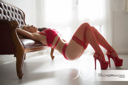 Body Positive boudoir glamour photography Adelaide South Australia