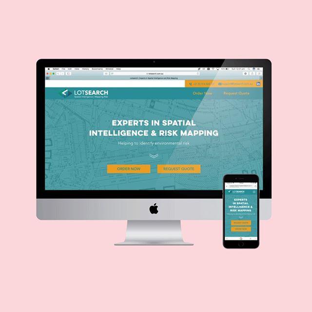LS ☀️new look - -  #webdesign #responsivedesign #mobileUI