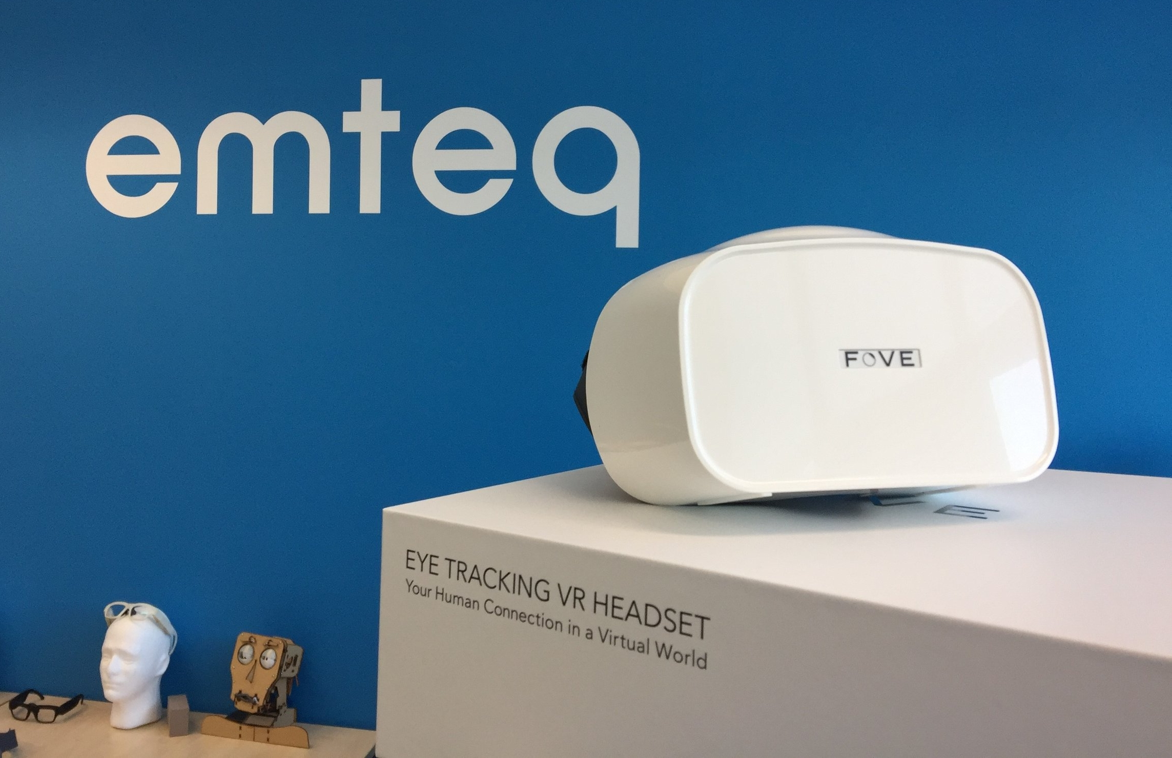 Emteq can't wait to integrate facial tracking into the Fove