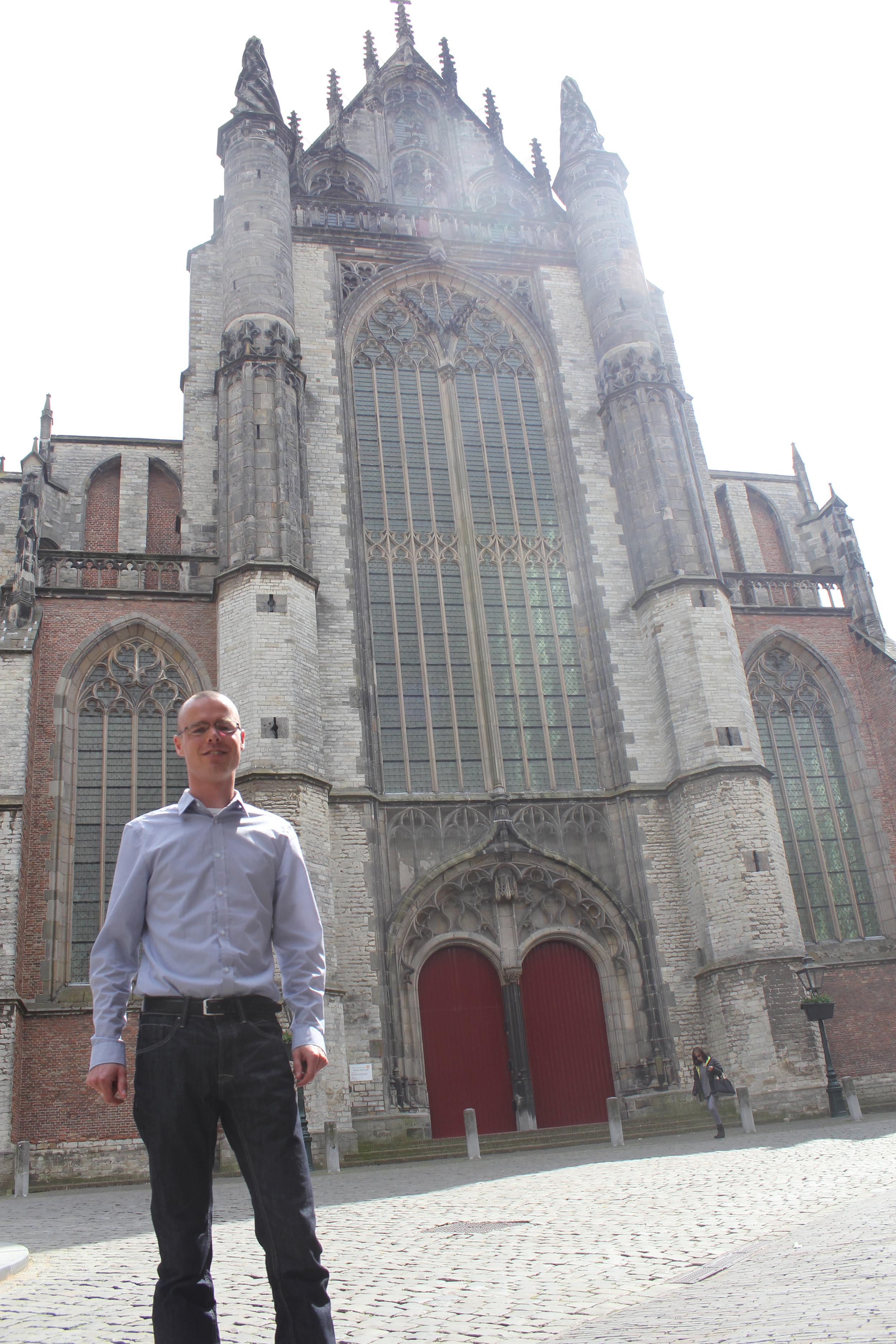 LD - H.Kerkserie- Historicus Elias van der Plicht. 2.JPG