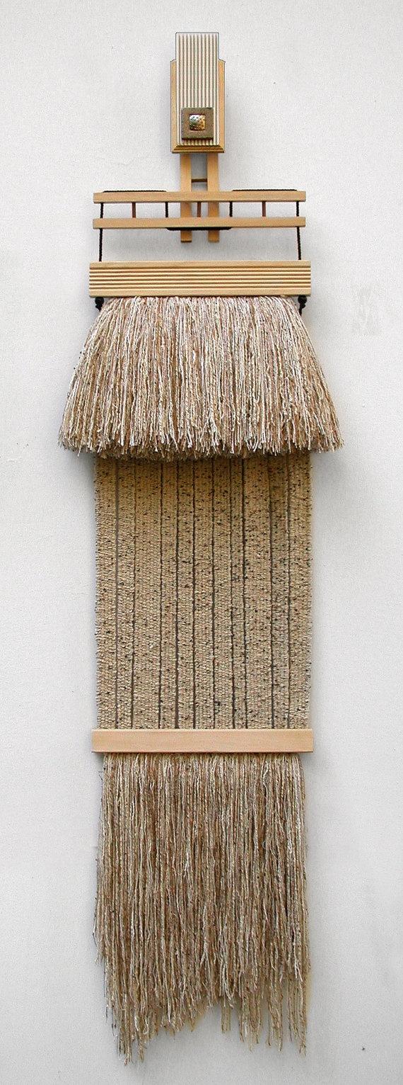 Etsy wall decor fringe straw raffia