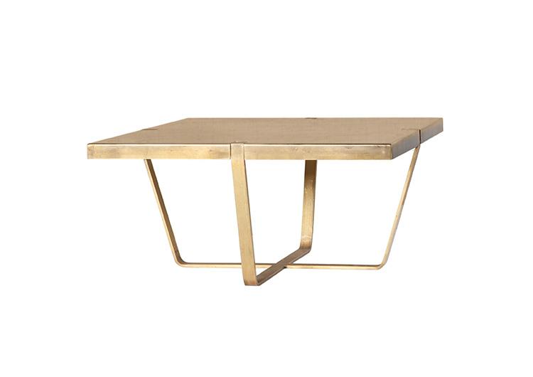 Dimore Studio brass table console