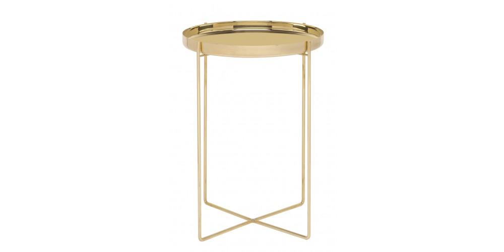 Philipp Mainzer brass table round