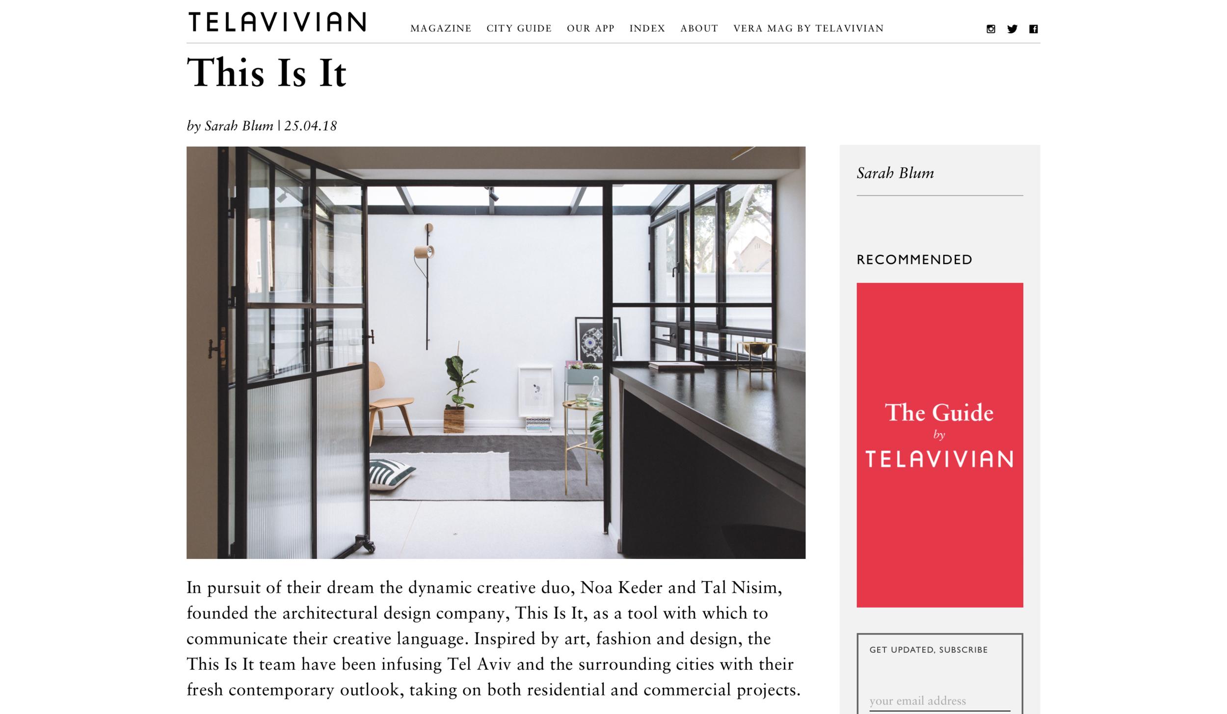 Telavivian.com