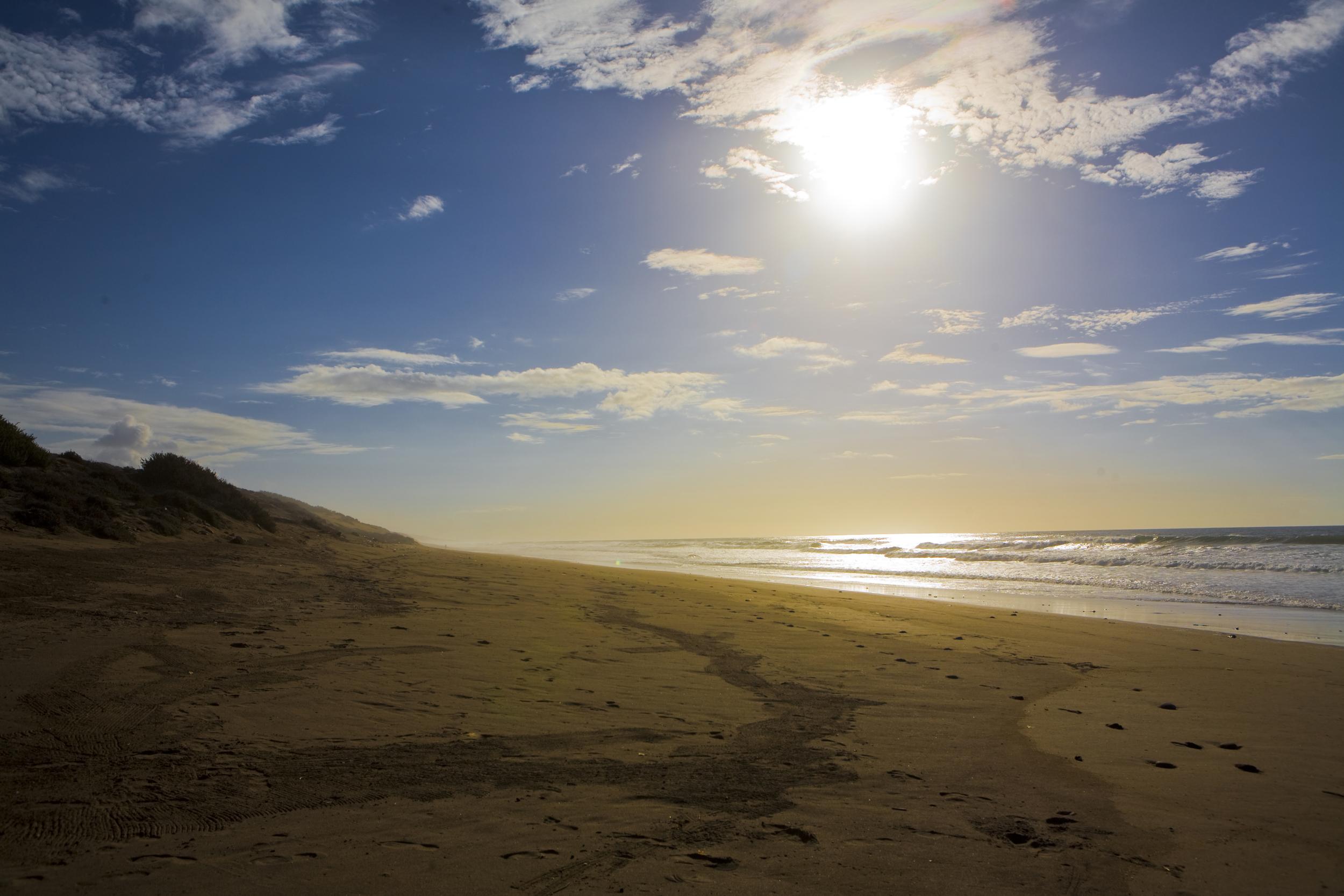 Pre Sahara AGA Aglou beach.jpg