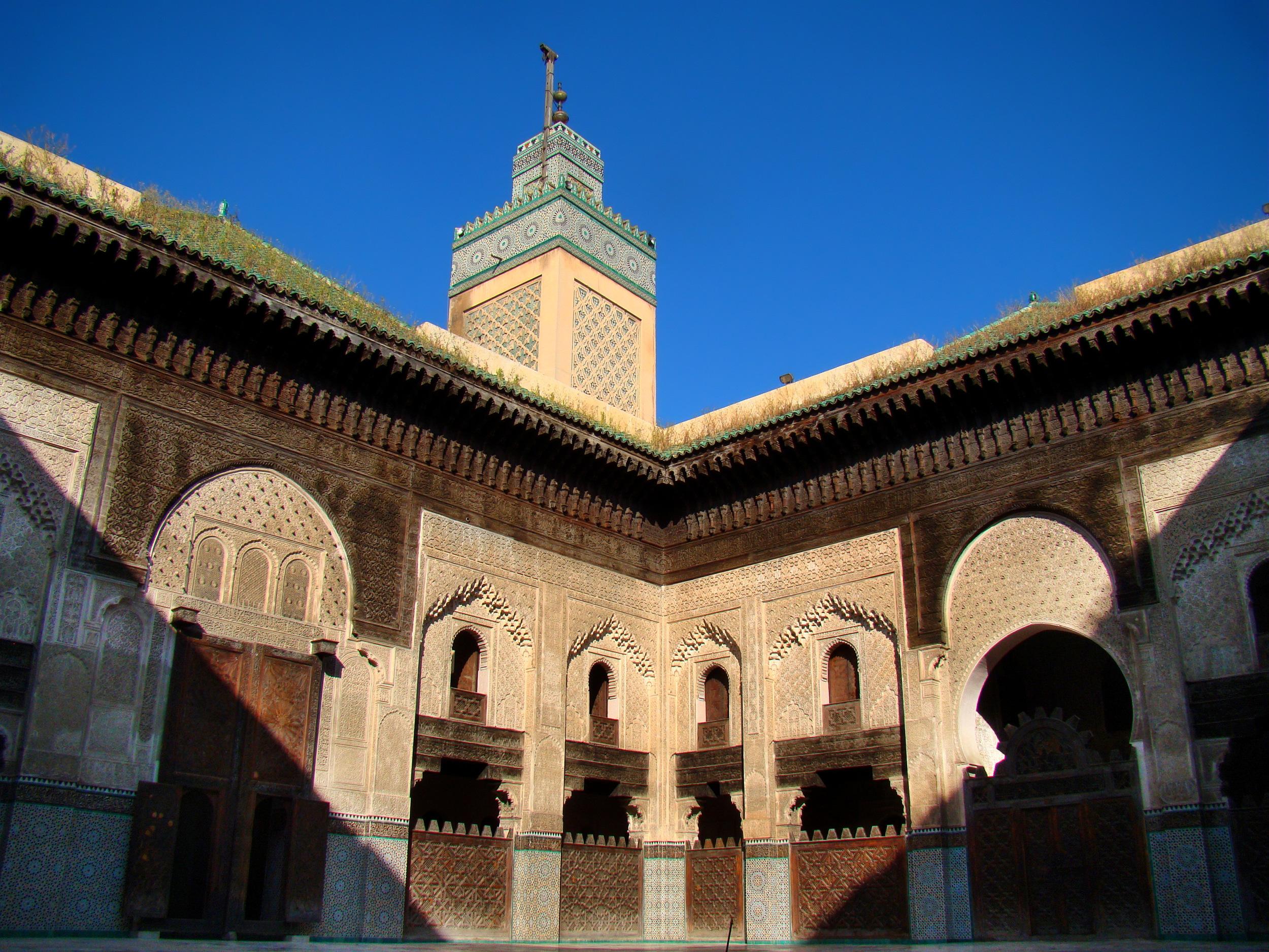 Fes Bou Inania Madrasa 2.jpg