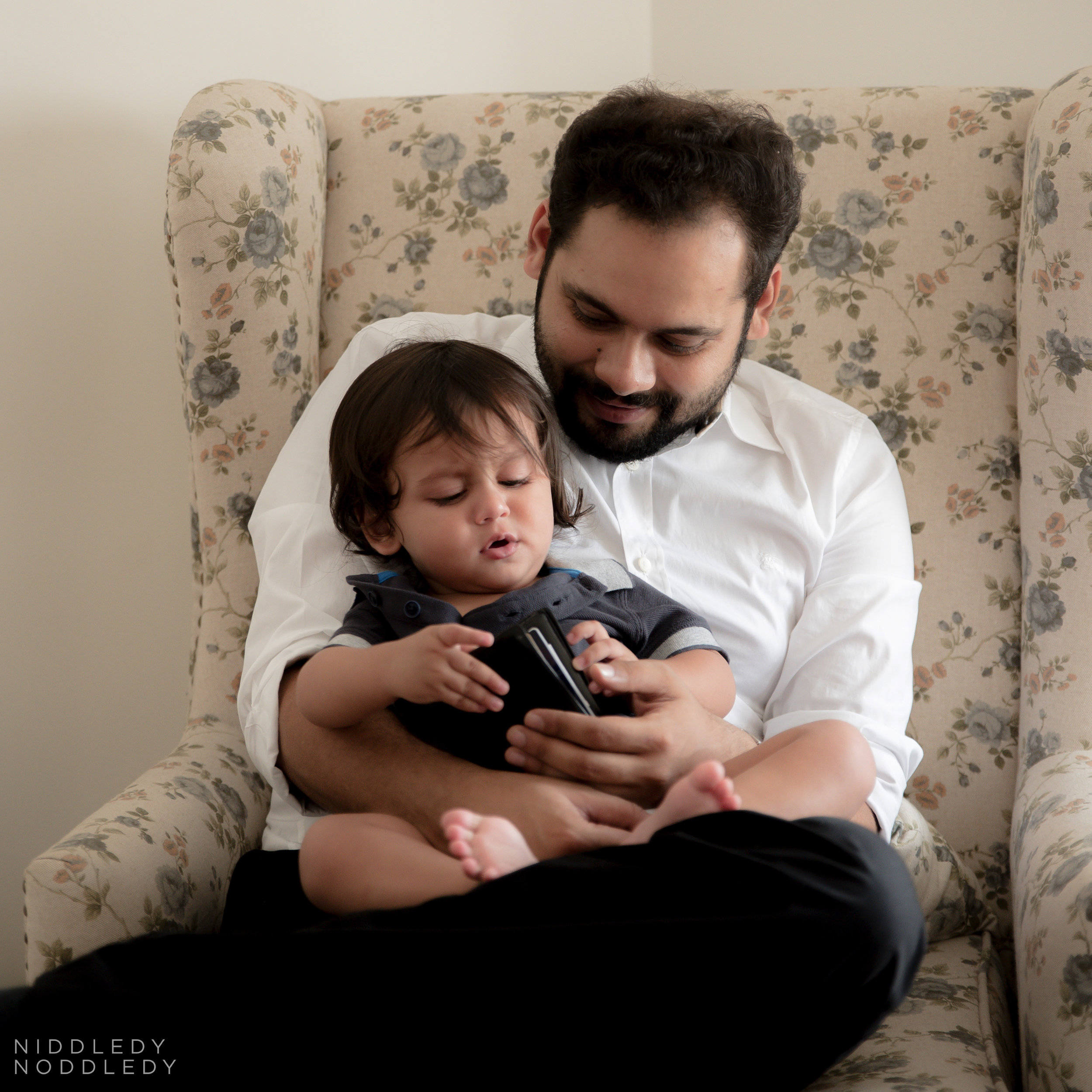 Avyaan's Day Photoshoot ❤ NiddledyNoddledy.com ~ Bumps to Babies Photography, Kolkata - 27.jpg