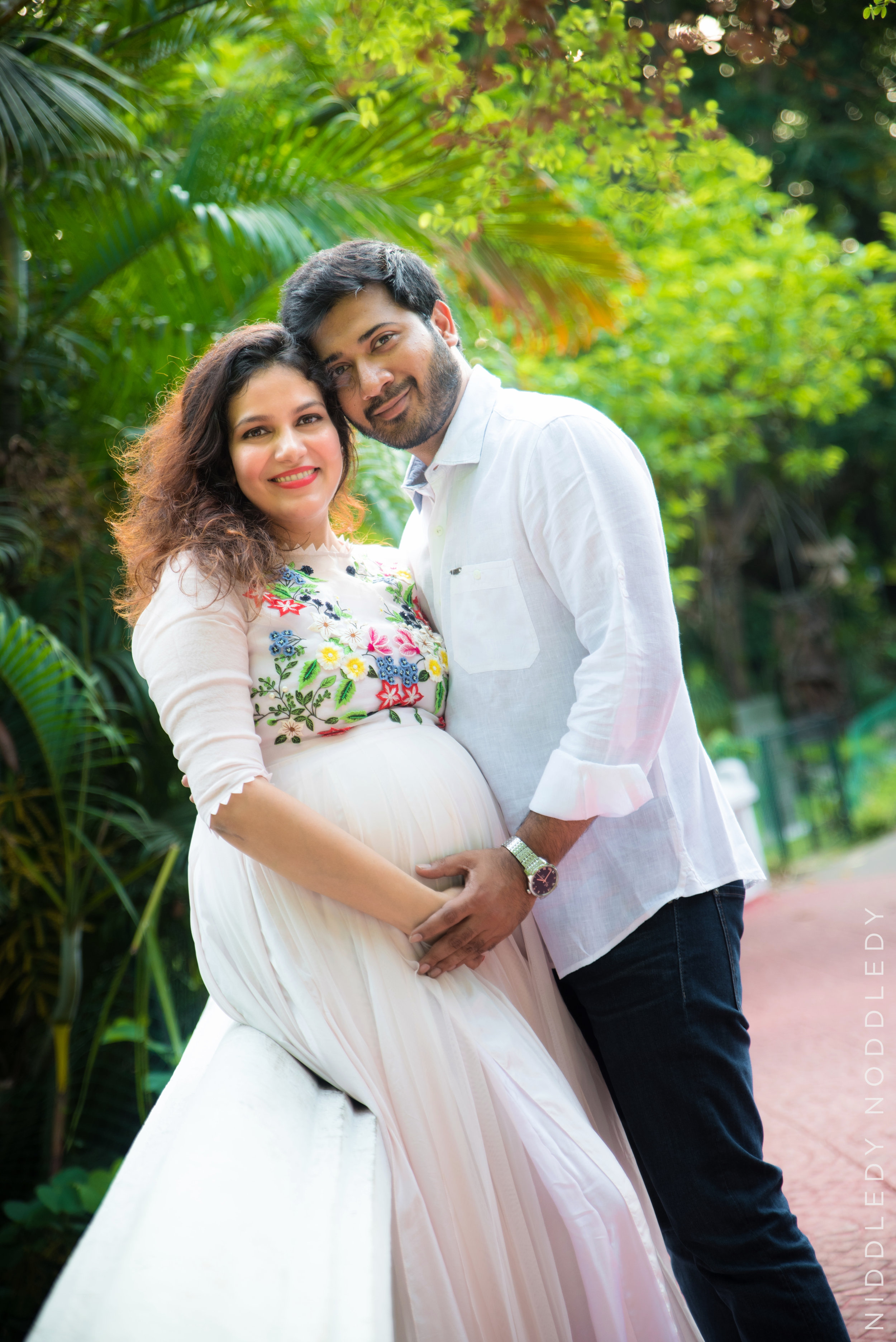 Richa Maternity Photoshoot ❤ NiddledyNoddledy.com ~ Bumps to Babies Photography, Kolkata - 07.jpg