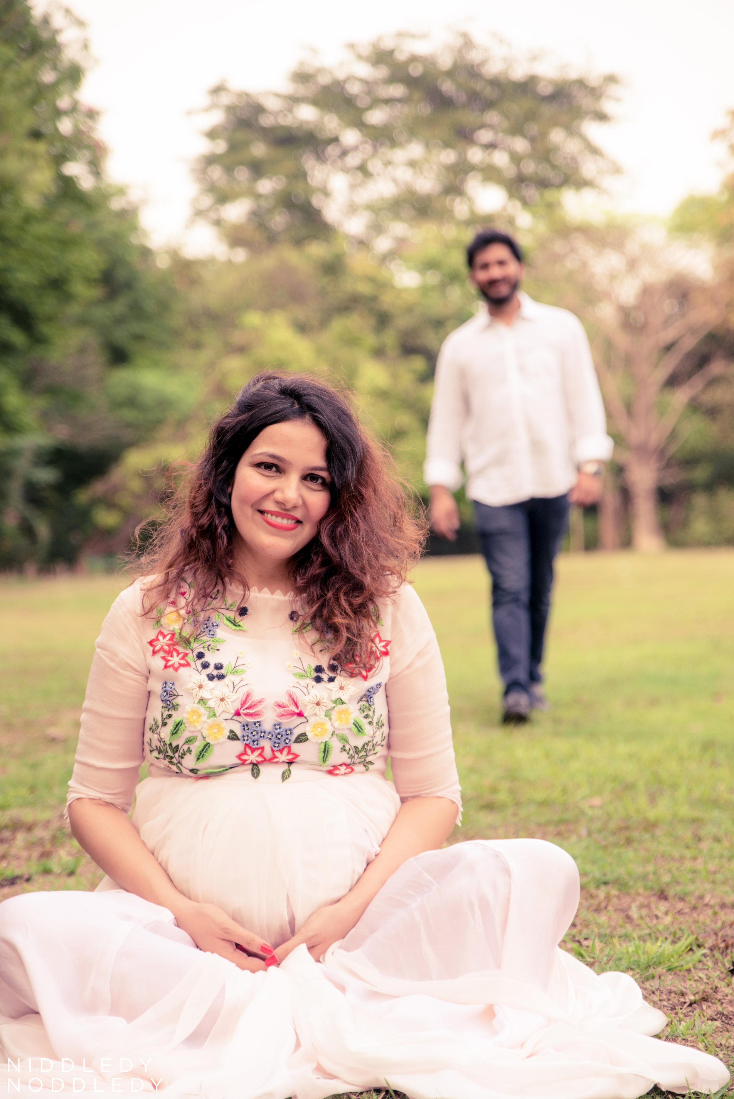 Richa Maternity Photoshoot ❤ NiddledyNoddledy.com ~ Bumps to Babies Photography, Kolkata - 12.jpg