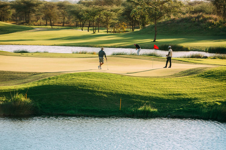 Golf Safari House -