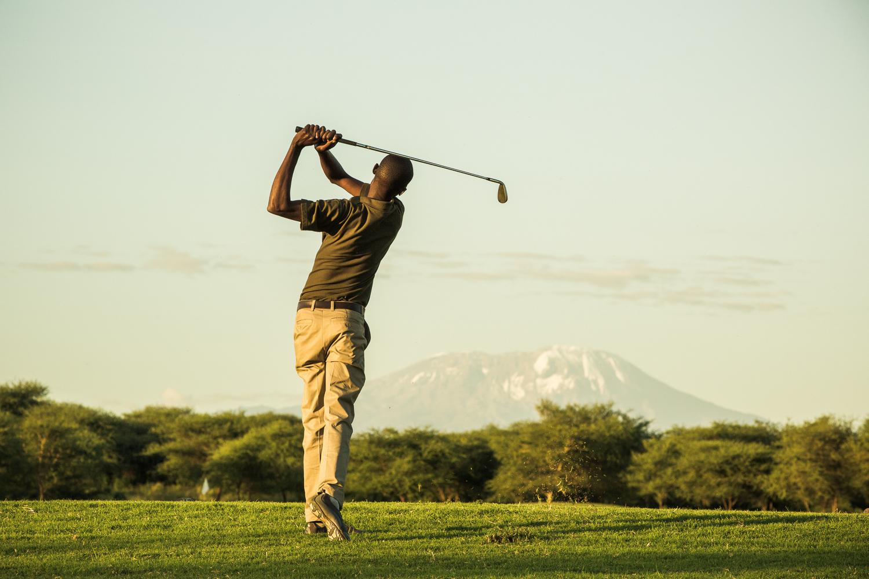 David Jones, Golf Course Designer -