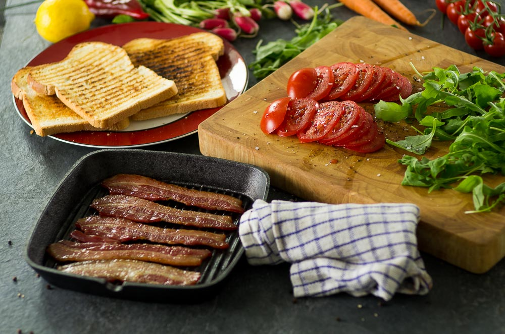 Pork & Bacon - Try our award-winning Moyallon bacon and sausage products, made exclusively with quality Northern Irish pork. Our bacon is cured using a time-honoured and flavour-enhancing natural process.